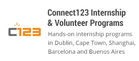 Connect-123 Internship & Volunteer Programs