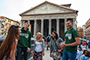 Students of The American University of Rome