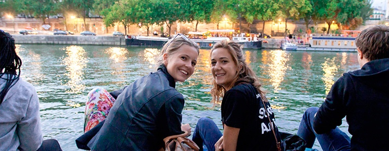 Summer Study Abroad in Paris, France