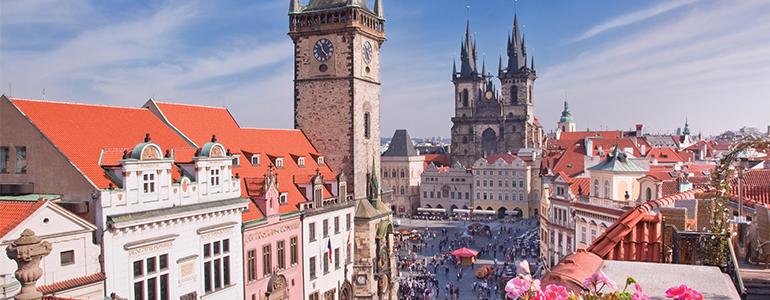 study abroad in Czech Republic