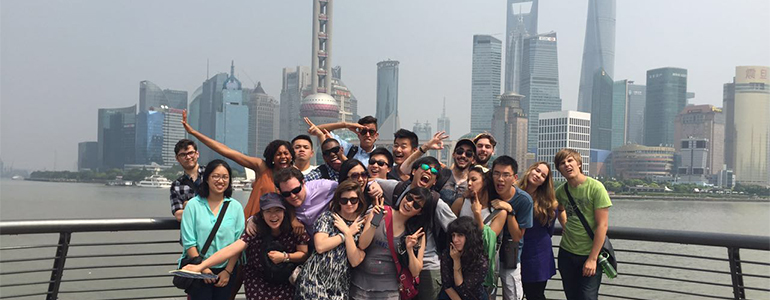 study Abroad in China USAC