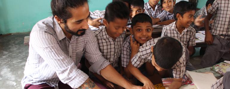 teaching - volunteering journeys