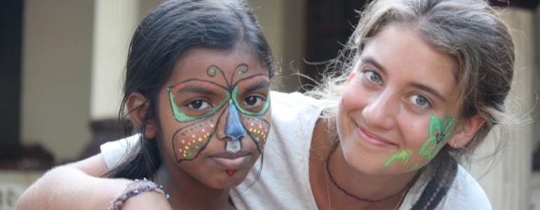 Volunteer in Goa India