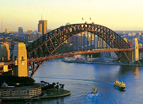 City view of Sydney, Australia