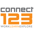 Connect-123 Internship & Volunteer Programs Logo