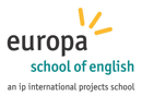 Europa School of English Logo