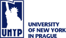 University of New York in Prague Logo