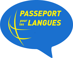 Passeport pour les langues - French Summer Classes Logo