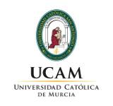 UCAM University Logo