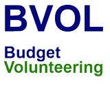BVOL | Budget Volunteering Logo