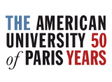 The American University of Paris Logo