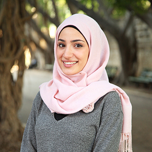 Bayan Jaber - Study Abroad Advisor & Social Media Manager
