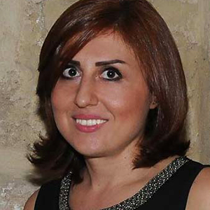 Olga Safa, Data Manager & Services Administrator at the American University of Beirut