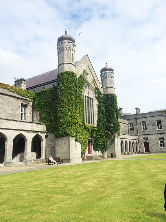 National University of Ireland campus in Galway, Ireland