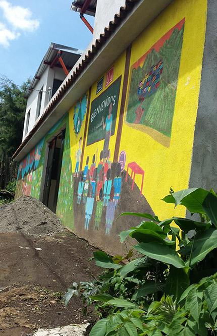 Jardin de Amor in Guatemala