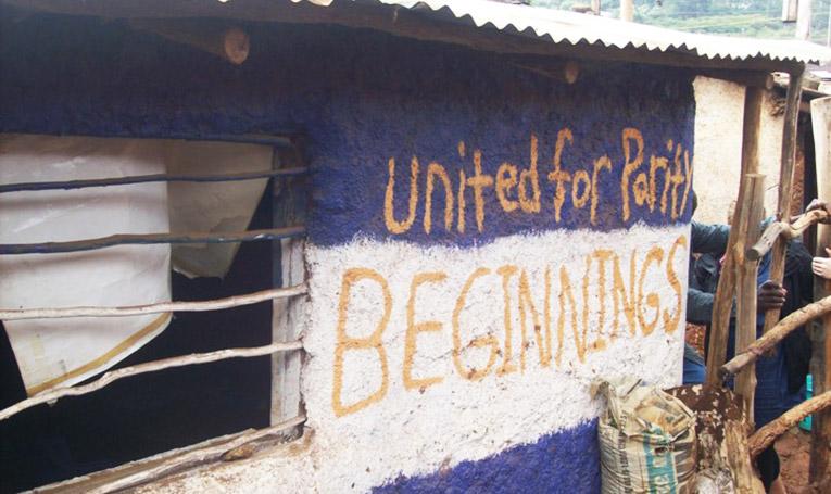 New Beginnings special needs school in Kenya