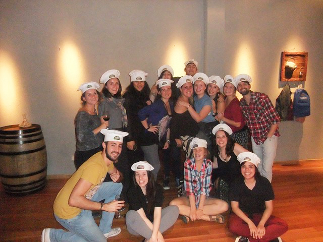 International students in Argentina