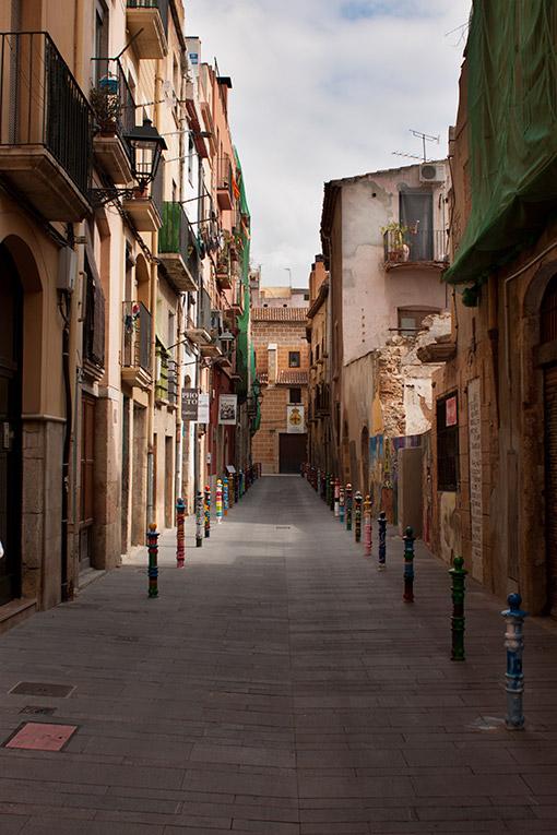 Street in Tarragona
