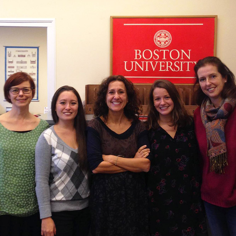 Boston University Madrid Staff Members