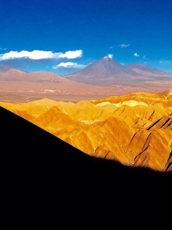 San Pedro De Atacama, northeastern Chile