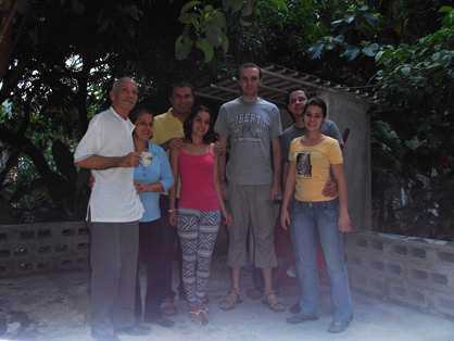 Foreign Intern with a Colombian Family