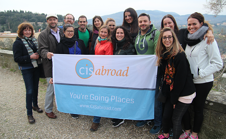 CISabroad site directors in Florence, Italy
