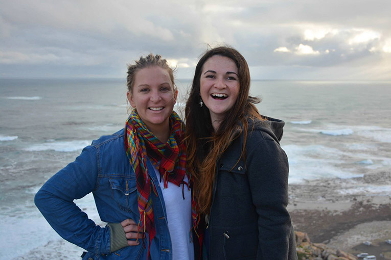 Visiting Cape Point, South Africa