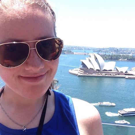 Visiting the Sydney Harbour Bridge