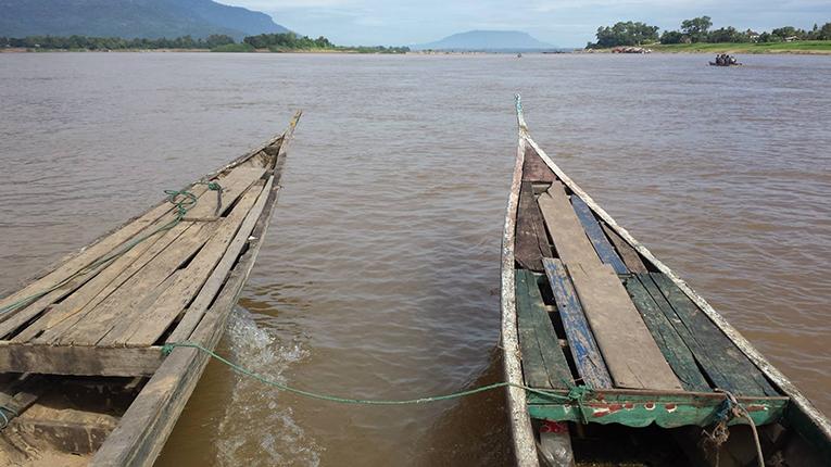 Laos Catamaran