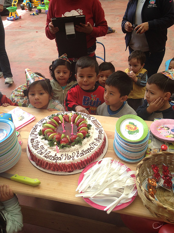 Party for Children in Guatemala
