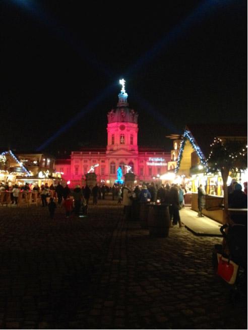 Schloss Charlottenburg, Wihnachtsmarkt