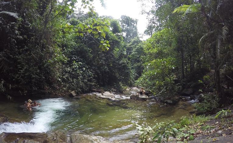 Khao Lak National Park, Thailand