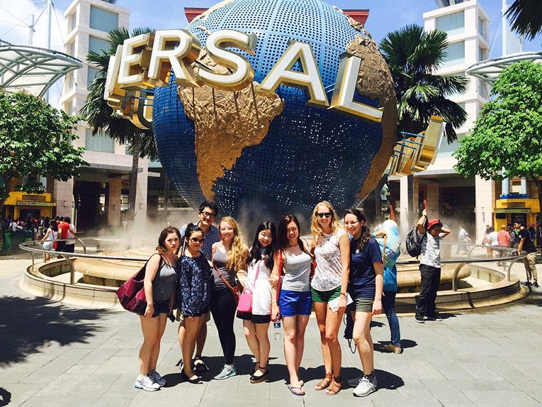 Universal Studios Singapore in Sentosa