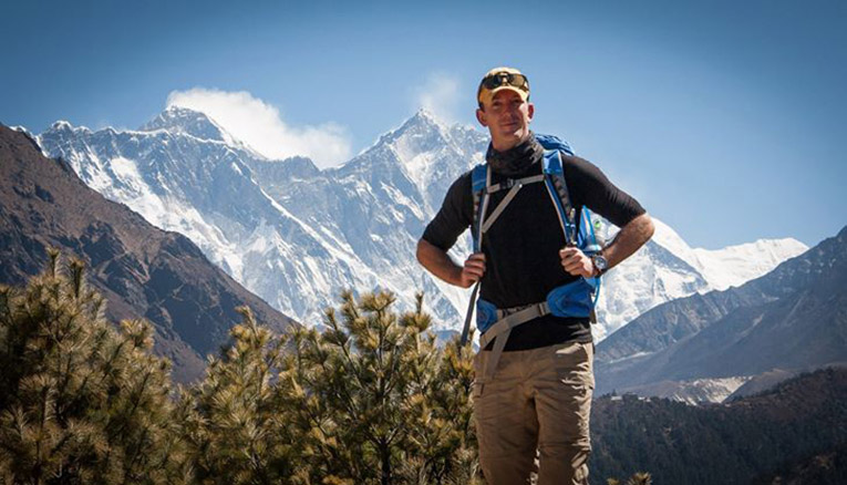 Hiking to Mt. Everest Base Camp in Nepal