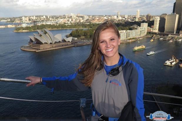 Sydney Harbor Bridge Climb in Sydney, Australia