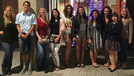 international students in Spain