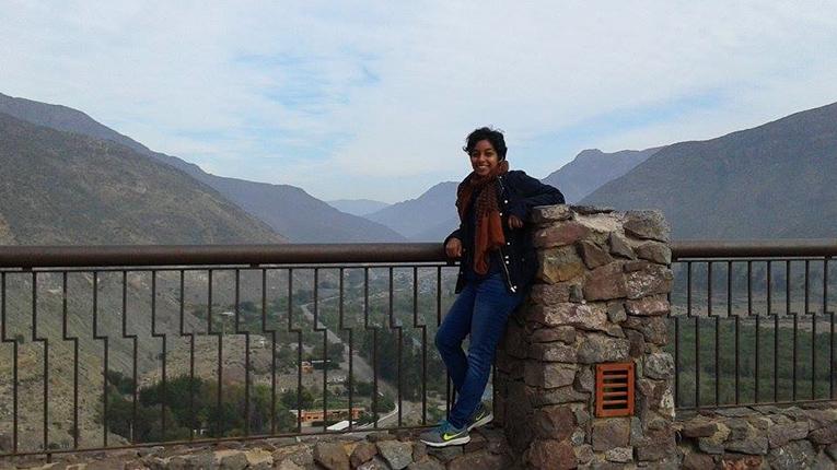 Valle de Elqui in Chile
