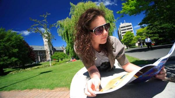 otago university clocktower study abroad