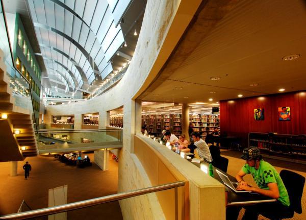 otago university library