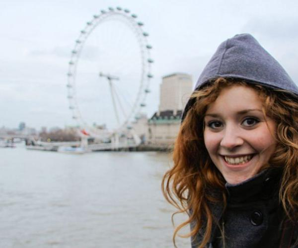 Athena Study Abroad London, England Student London Eye