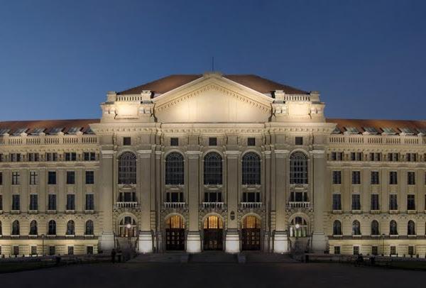 University of Debrecen Main Building