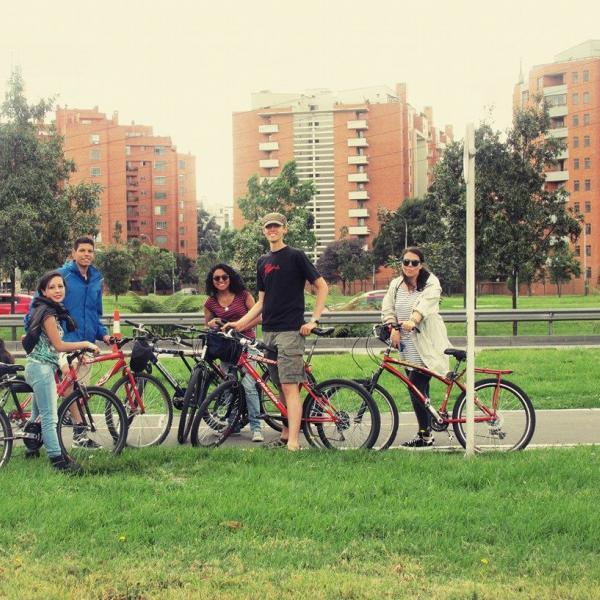 Bike hire and Ciclovia