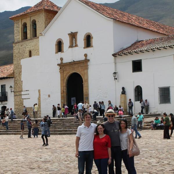 Visit to Villa de Leyva