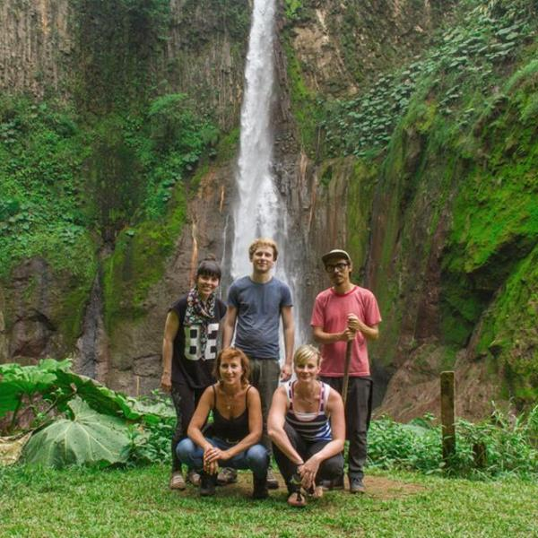 Del Toro Waterfall expedition
