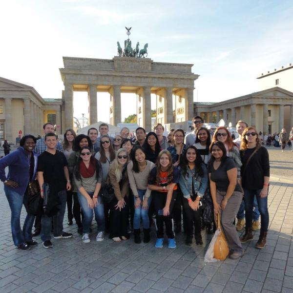 ESC students in Berlin