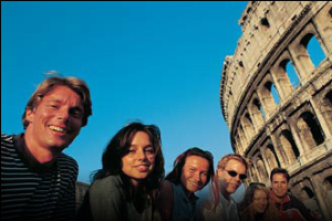 Siena travel and learn Italian