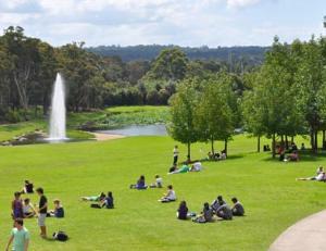 study at Macquarie University