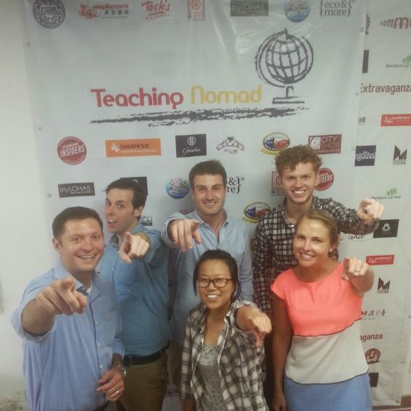The Teaching Nomad Team