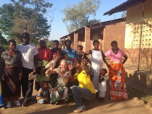 Medical volunteering home visits