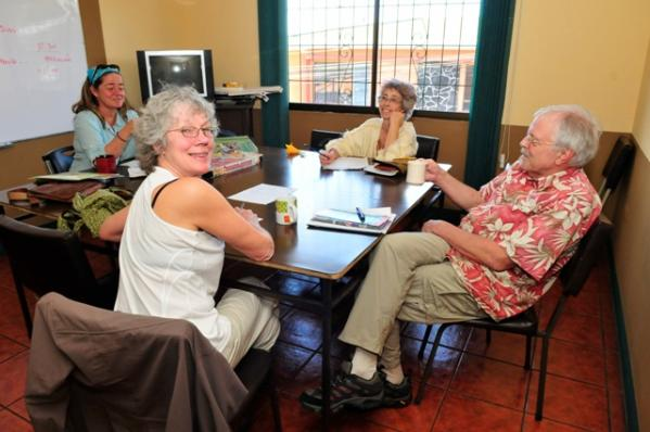 Spanish Immersion for 50 Plus in Heredia, Costa Rica